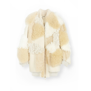 Medium shearling jacket