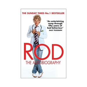 Medium rod the autobiography amazon