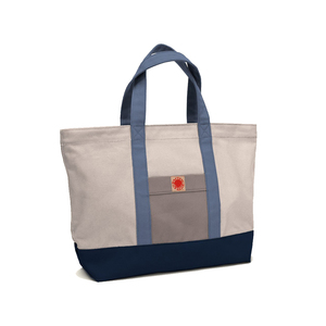Medium pacific tote big sur zippered tote