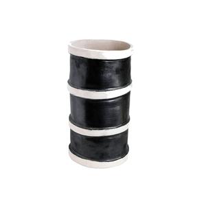 Medium panomo paquebot vase by henriette h. jansen