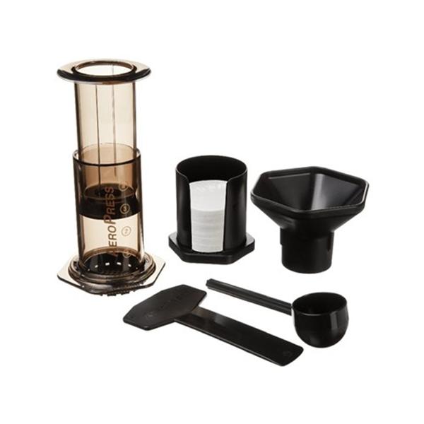 Large aeropress coffee makeredit