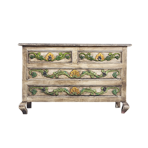 Medium ceraudo mexican chest of drawers