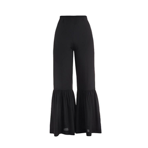 Medium kalmar ruffled trousers
