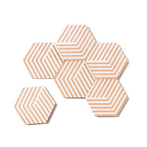Medium trouva areaware table tiles coasters