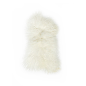 Medium hawkins sheepskin rug