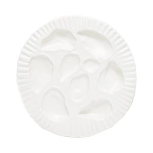 Medium sin need supply oyster plate
