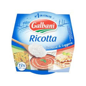 Medium galbani ricotta
