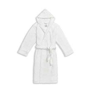 Medium soho home house robe  white