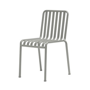 Medium hay palissade chair sky grey