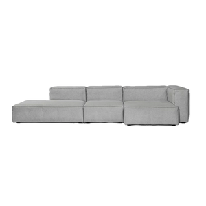 Medium clippings mags soft lounge modular seating element s9301   left