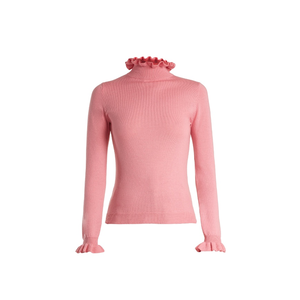 Medium shrimps robin high neck wool sweater
